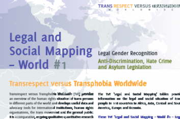 Legal and Social Mapping